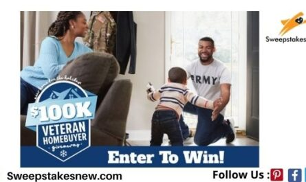 Realtor $100K Veteran Homebuyer Giveaway