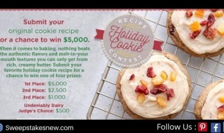 Go Bold With Butter Holiday Cookie Recipe Contest