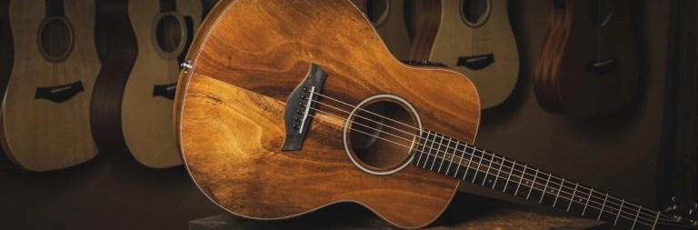Taylor Guitars GS-Mini E Koa Giveaway
