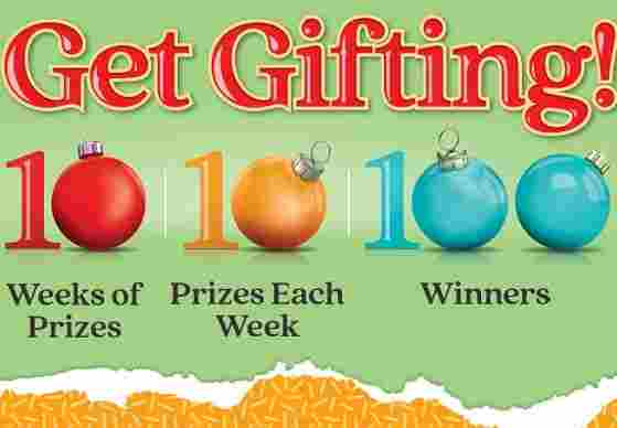 InComm Vanilla Gift Get Gifting Sweepstakes