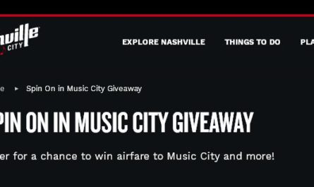 Visit Music City Spin On in Nashville Giveaway