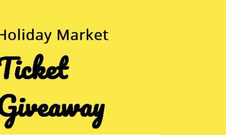 WREG Holiday Market Ticket Giveaway