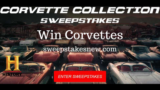 Win Corvettes - 36 Corvettes, Hidden for Years in a Garage, Will Be Given Away