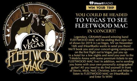 You Could Be Headed To Vegas Sweepstakes