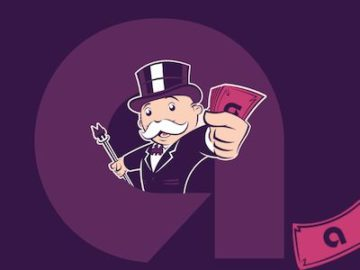 Ally Financial & MONOPOLY Online Game