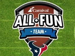 Carnival Texans Choose Fun Sweepstakes
