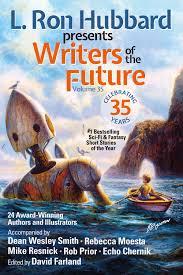 L. Rob Hubbard Writers of the Future Contest