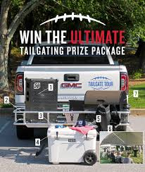 Southern Tide Ultimate Tailgate Sweepstakes