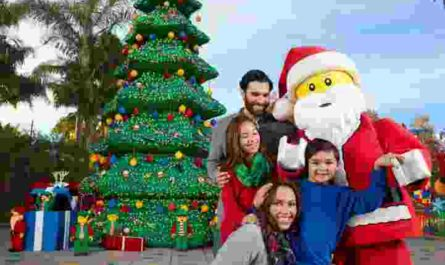KGTV ABC 10 News Legoland Holiday Sweepstakes