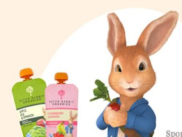Peter Rabbit Organics Pouches Giveaway