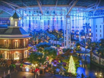 Visit Music City Christmas at Gaylord Opryland Giveaway