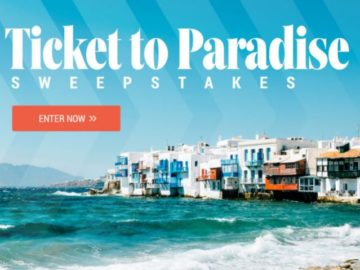 Southern Living Ticket to Paradise $20000 Sweepstakes