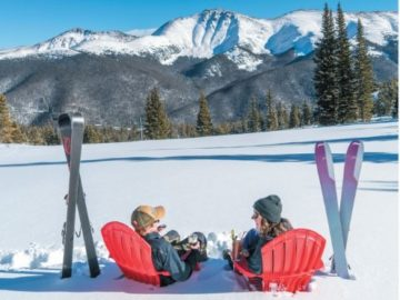 Southwest Magazine Weekend Getaway to Winter Park Resort Sweepstakes