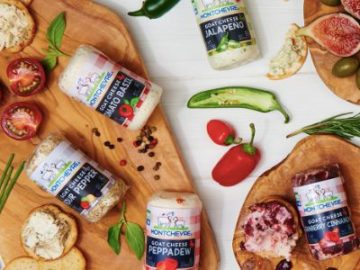 Montchevre Build You Own Cheeseboard Instant Win Game