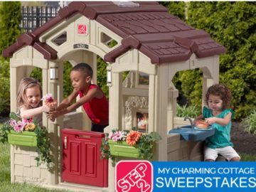 Step 2 My Charming Cottage Sweepstakes