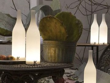 Lightology Bacco Lamp Giveaway