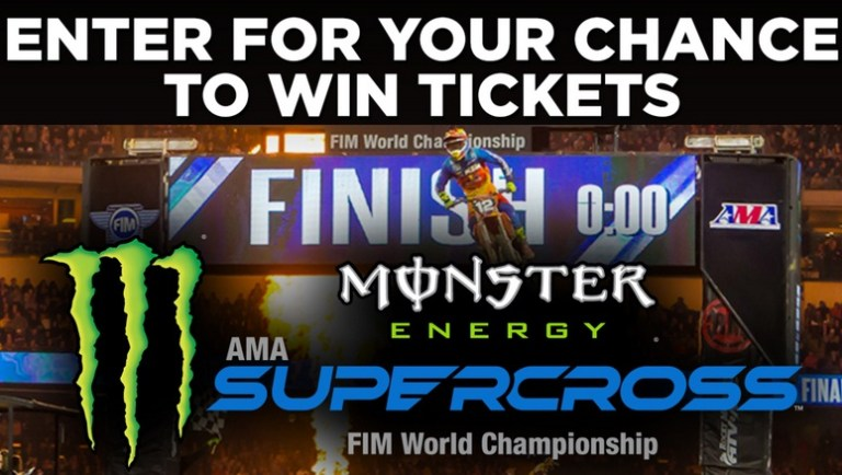 ABC7 Supercross In Anaheim Sweepstakes