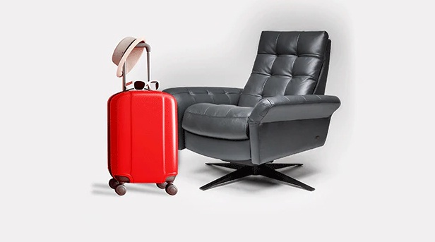 American Leather Living Chair Challenge Sweepstakes