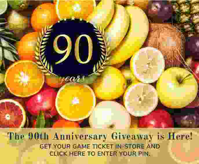 Askew's Foods Anniversary Giveaway