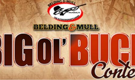 Belding & Mull Big Ol' Buck Contest