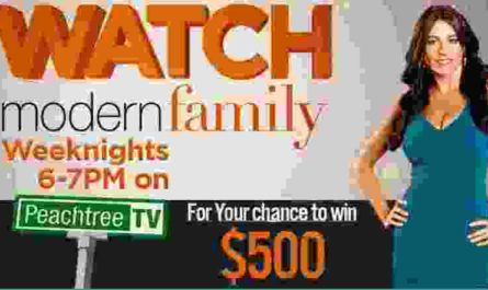 CBS46 WPCH-TV Modern Family Sweepstakes