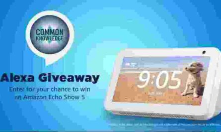 Game Show Network Common Knowledge Alexa Giveaway