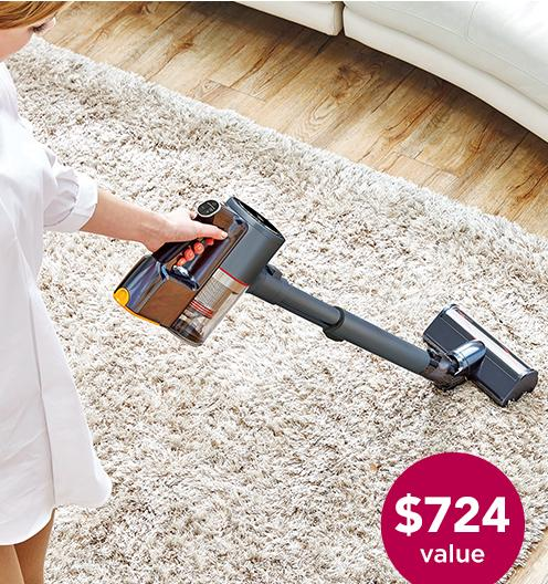 Good Housekeeping Ultimate Stick Vacuum Sweepstakes