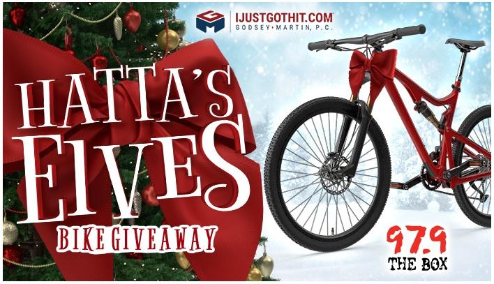 Hatta Elves Christmas Bike Giveaway