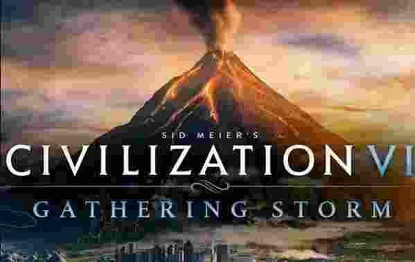 Intel 2K Games Civilization VI Gathering Storm Sweepstakes