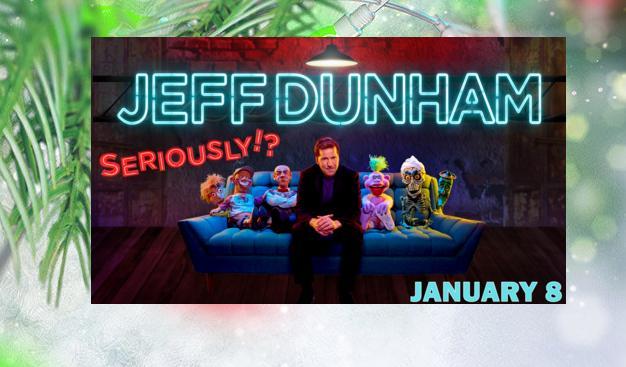 Jeff Dunham's Seriously Tour Contest