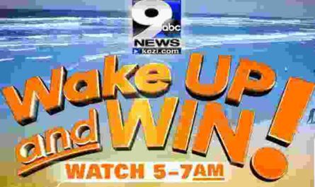 KEZI Wake Up & Win Coast Drive away Sweepstakes