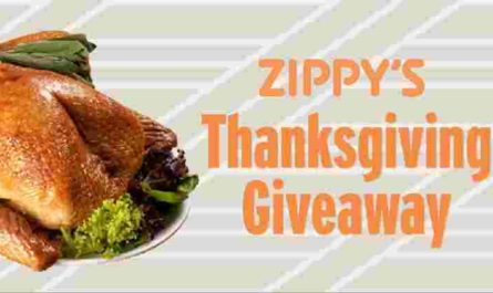 KHON2 Zippy's Thanksgiving Giveaway