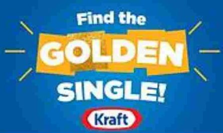 Kraft Golden Singles Instant Win Game Sweepstakes