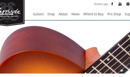 Larrivee Guitars Simple-6 Holiday Sweepstakes