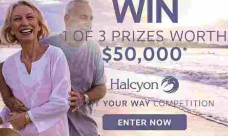Life begins at Halcyon Do It Your Way Competition