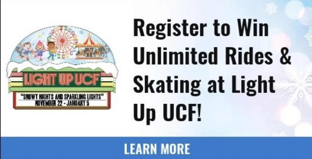 WKMG Light Up UCF Contest