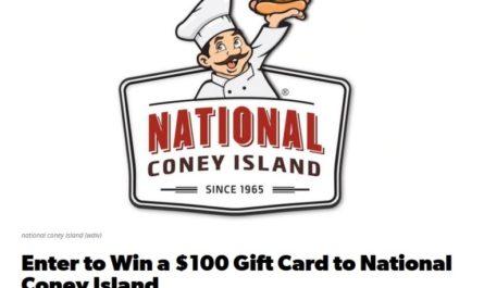 National Coney Island Contest