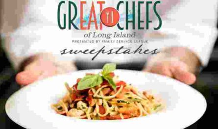 Newsday Great Chefs of LI / Feed Me Sweepstakes