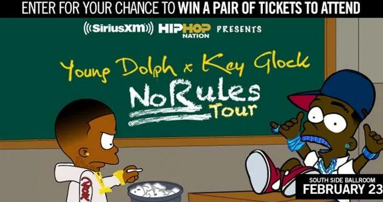 No Rules Tour Contest