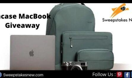 Incase MacBook Air and Fujifilm Camera Giveaway