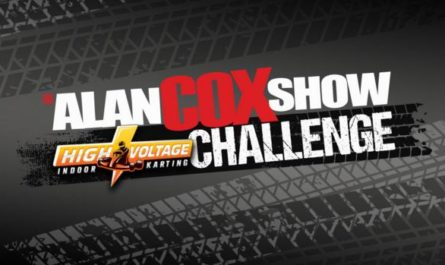 The Alan Cox Shows High Voltage Contest