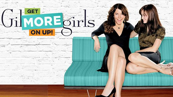 Up Tv's Gilmore Girls Watch & Win Giveaway