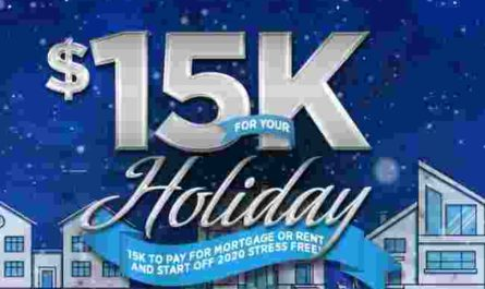 WHUR Home for The Holidays Contest