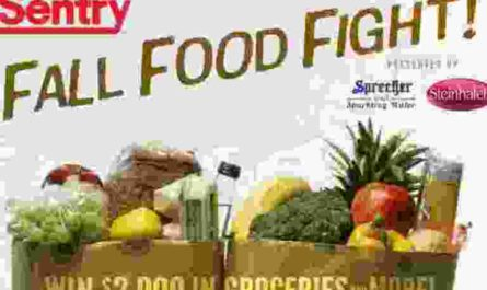 96.5 WKLH Fall Food Fight Contest