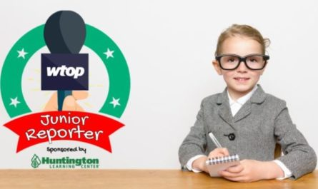 WTOP Junior Reporter Contest