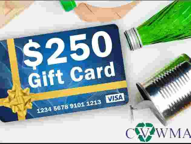 WTVR CBS 6 CVWMA $250 Visa Gift Card Sweepstakes