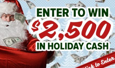 Wallace Management Santa Sweepstakes