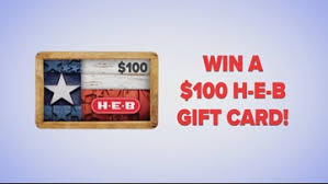 KIIITV 3News First Edition HEB Gift Card Giveaway
