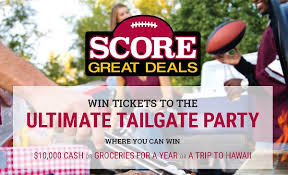 Safeway and Vons Score Great Deals Sweepstakes
