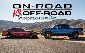 Speed Society 22 On Road vs Off Road Sweepstakes